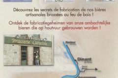 Caracole Brasserie Folder_Leaflet-001