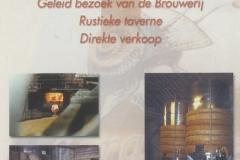 Caracole Brasserie Folder_Leaflet