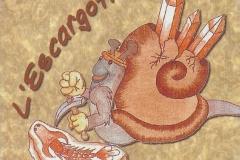 Caracole etiket_label Escargotite