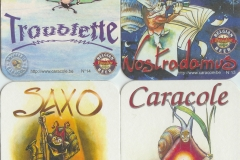 Caracole viltjes_coasters