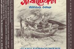 Strandgaper Scheldebrouwerij Etiket-003