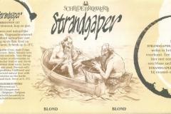 Strandgaper Scheldebrouwerij Etiket-004