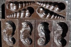 Bakelite, Gastropode, Seahorse-1