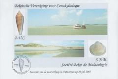 Belgium 2005 BVC
