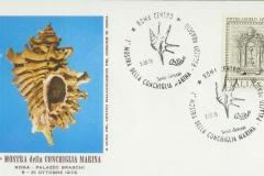 Italy 1976 della Conchiglia Marina Murex