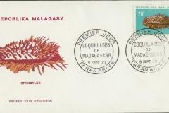 Madagscar 1970 Spondylus
