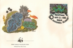 Marshall Islands 1986 Tridacna maxima