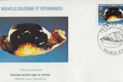 New Caledonia 1981 Cypraea stolida