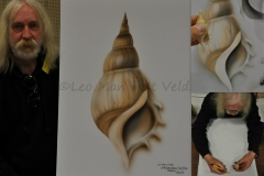 Leo 2014-2, 24ste International Shellshow Antwerp, Belgium