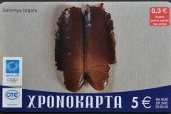 Greece 2004 Solemya togata 310