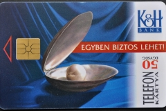 Hungary 1996 Oyster with pearl 28