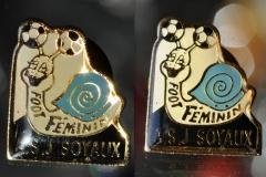 Snail, Foot Féminin A.S.J.Soyaux.Soyaux