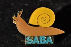 Snail, Saba