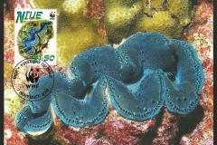 Niue 2002 Tridacna maxima 831