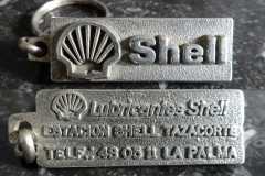 Key Ring, Shell Tazacorte