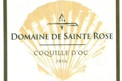 Wine, Domaine de Sainte Rose, France