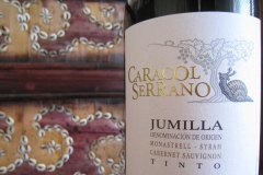 Wine, France, Caracol Serrano