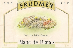 Wine Frudmer Etiket-Label