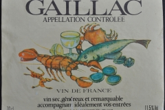 Wine Gaillac vin de France
