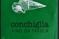 Wine, Italy, Vino da Tavola, Conchiglia, Casa Dagna