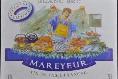 Wine Mareyeur vin de table francais-1