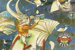 Caracole Nostradamus etiket_label