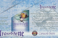 Caracole Troublette six-pack