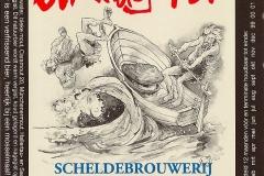 Strandgaper Scheldebrouwerij Etiket-002