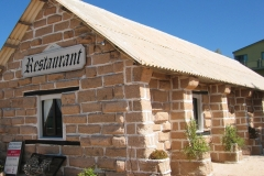 Australia, Old Pearler Restaurant (3)