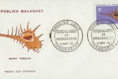 Madagscar 1970 Murex