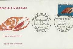 Madagscar 1970 Voluta delessertiana