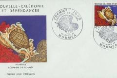 New Caledonia 1974 Hydatina