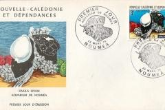 New Caledonia 1974 Ovula ovum