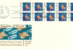 Palau 1985, Charonia tritonis