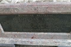 Memorial, Grafmonument, Philip van Almonde, Brielle-003