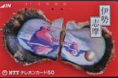 Japan 1987 Pinctada margaritifera pearl 81