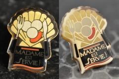Pecten, Madame est Servie