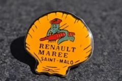 Pecten, Renault Maree Saint Malo