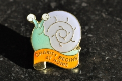 Snail, Charity begins at home