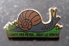 Snail, Comite des Fetes, Usay Le Venon