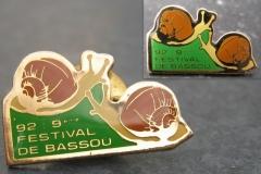 Snail, Festival De Bassou 1992