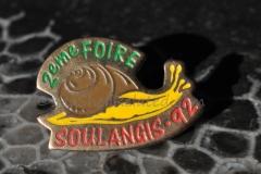 Snail, Soulangis 1992