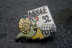 Snail, Wallonie 1992