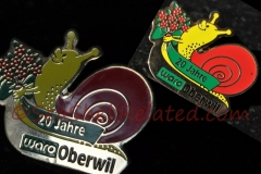 Snail, Waro Oberwill 20 Jahre