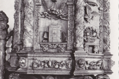 Bolsward, voorzijde kansel Martinikerk 1744-1