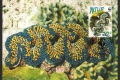 Niue 2002 Tridacna maxima 828