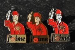 Pins, Metal-009