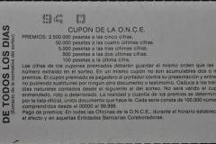 Z Spanish lottery Backside