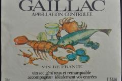 Wine Gaillac vin de France