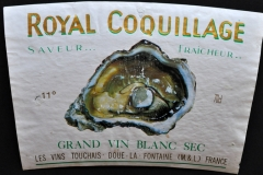 Wine Royal Coquillage2 France
